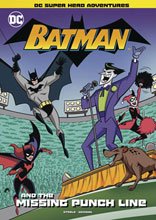 Image: Batman and the Missing Punchline SC  - Stone Arch Books