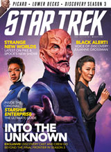 Image: Star Trek Magazine #78 (newsstand cover) - Titan Comics