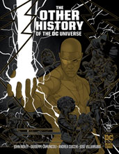 Image: Other History of the DC Universe #1 (incentive 1:25 cover - Jamal Campbell) - DC - Black Label