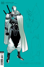 Image: Batman #102 (incentive 1:25 cardstock Ghost Maker cover - Jorge Jimenez) - DC Comics