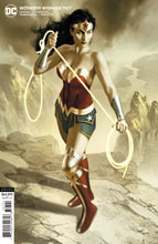 Image: Wonder Woman #767 (variant cardstock cover - Joshua Middleton) - DC Comics