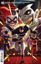 Image: Batman: The Adventures Continue #6 (variant cover - Kaare Andrews) - DC Comics
