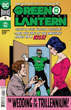 Image: Green Lantern Season Two #9 - DC Comics