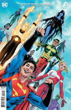 Image: Legion of Super-Heroes #11 (variant cover - Nicola Scott) - DC Comics