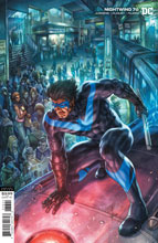 Image: Nightwing #76 (variant cover - Alan Quah) - DC Comics