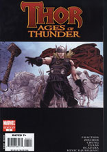 Image: Thor, Ages of Thunder #1 (2nd Print Variant) - Marvel Comics