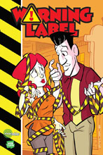 Image: Warning Label GN  - Maerkle Press
