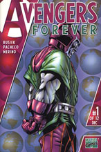 Image: Avengers Forever #1 (Westfield Exclusive cover) - Marvel Comics